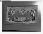Liquor Store Display, Augusta, Maine by Maine Department of Sea and Shore Fisheries