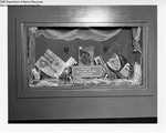 Liquor Store Display, Portland, Maine by Maine Department of Sea and Shore Fisheries