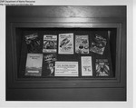 Liquor Store Display, Biddeford March, 1967 by Maine Department of Sea and Shore Fisheries