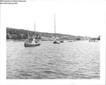 Harbor Frenchboro, Maine by Department of Sea and Shores Fisheries