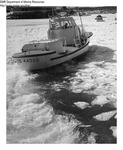 "Coast Guard Vessel ""CG 44326"" by Maine Department of Marine Resouces"