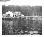 Fish Processing Plant, Round Pond, Maine by Maine Department of Marine Resouces and Boutlier Photos, Breman, Maine