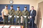 Three New Marine Patrol Officers by Maine Department of Marine Resources