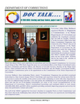 DOCTalk, January/February 2003 by Maine Department of Corrections