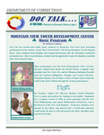 DOCTalk, July/August 2003 by Maine Department of Corrections