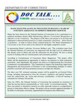 DOCTalk, November/December 2003 by Maine Department of Corrections