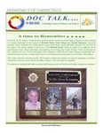 DOCTalk, March/April 2004 by Maine Department of Corrections