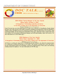 DOCTalk, September/October 2004 by Maine Department of Corrections