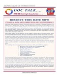 DOCTalk, January/February 2005 by Maine Department of Corrections