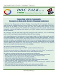 DOCTalk, March/April 2005 by Maine Department of Corrections