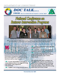 DOCTalk, November/December 2005 by Maine Department of Corrections