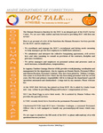 DOCTalk, September/October 2006 by Maine Department of Corrections