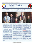 DOCTalk, November/December 2006 by Maine Department of Corrections
