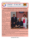 DOCTalk, July/August 2009 by Maine Department of Corrections
