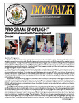 DOCTalk, January/February 2010 by Maine Department of Corrections
