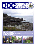 DOCTalk, July/August 2013 by Maine Department of Corrections