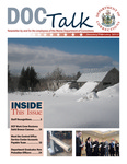 DOCTalk, January/February 2015 by Maine Department of Corrections