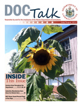 DOCTalk, July/August 2015 by Maine Department of Corrections