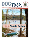 DOCTalk, November/December 2015 by Maine Department of Corrections