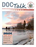 DOCTalk, January/February 2016 by Maine Department of Corrections