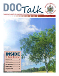 DOCTalk, July/August 2016 by Maine Department of Corrections