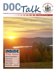 DOCTalk, September/October 2016 by Maine Department of Corrections
