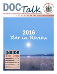DOCTalk, November/December 2016 by Maine Department of Corrections