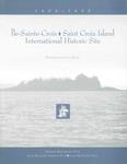 Île-Sainte-Croix = Saint Croix Island : International Historic Site, Washington County, Maine by U.S. Department of Interior