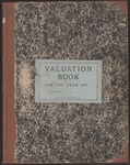 Valuation Book for the Year 1925; Town of Dresden, Maine
