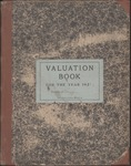 Valuation Book for the Year 1923; Town of Dresden, Maine