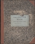 Valuation Book for the Year 1926; Town of Dresden, Maine by Town of Dresden, Maine