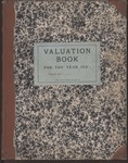Valuation Book for the Year 1927; Town of Dresden, Maine by Town of Dresden, Maine
