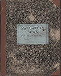 Valuation Book for the Year 1928; Town of Dresden, Maine by Town of Dresden, Maine