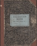 Valuation Book for the Year 1929; Town of Dresden, Maine