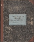 Valuation Book for the Year 1930; Town of Dresden, Maine