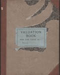 Valuation Book for the Year 1931; Town of Dresden, Maine