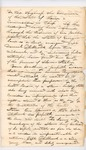 1838 - Letter Supporting Capt. Daniel Philbrook Against Charge of Slave Stealing by State of Georgia [Atticus Case]
