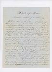 1846 Resolve Relating to Slavery