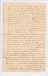 Last Will & Testament of Andrew Neal of Kittery, 1756 by Andrew Neal