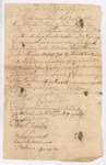1779- Arthur Cane v. Joseph Cane regarding sale of two-sevenths of slave named Prince