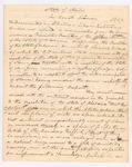 1827-02-22 Report on Governor Lincoln's Message Regarding the Alabama Resolution by Maine Legislature