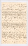 1835 - 1836 Maine Resolves and Legislative Discussions Regarding Slavery by Maine Legislature
