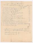 1841 Petitions Regarding the Slave Trade
