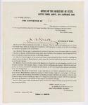 1845 Resolve of Arkansas Declaring That