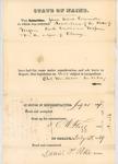 1849 Report Regarding Virginia, South Carolina, and Missouri Resolutions On Slavery