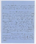 1856 Resolve Requesting the Admission of Kansas