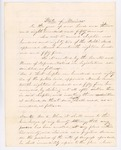 1857 An Act to Amend Public Law Chapter 182 Regarding Personal Liberty