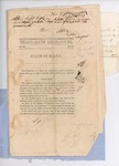 1857 Report and Resolves of the 36th Legislature Relating to Kansas Affairs and Slavery