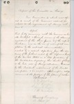 1858 Committee Report and Resolves Relating to Slavery