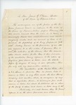 1861 Supreme Court Opinion of Justice Rice Regarding Fugitive Slaves